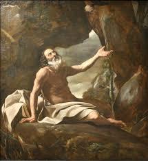 Elijah at Horeb